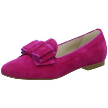 Lusar Klassischer Slipper pink