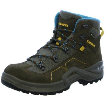 LOWA Wander- & BergschuhKODY III GTX MID JUNIOR - 350099 grün