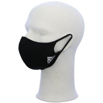 adidas Schutzmasken schwarz