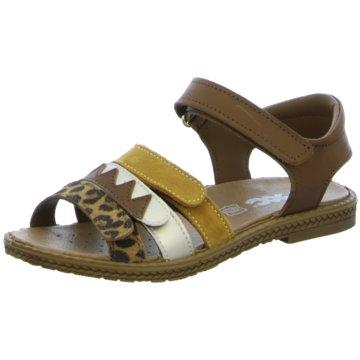 Imac Offene Schuhe braun