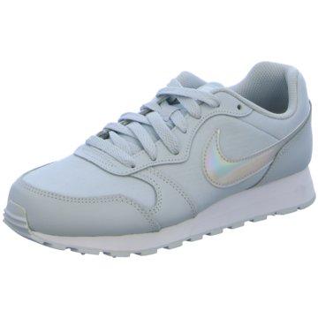 Nike Sneaker LowNike MD Runner 2 FP Big Kids' Shoe - CJ2141-400 blau