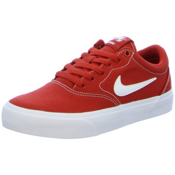 Nike SkaterschuhSB CHARGE CANVAS - CQ0260-600 rot