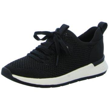 UGG Australia Sneaker schwarz