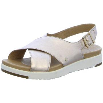 UGG Australia Sandalette rosa