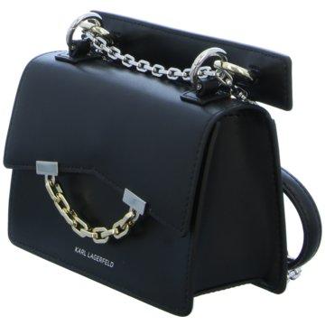 Karl Lagerfeld Taschen Damen schwarz