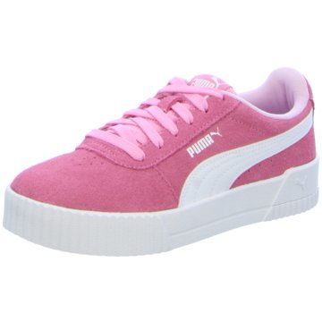 Puma Plateau SneakerCARINA JR - 370532 pink