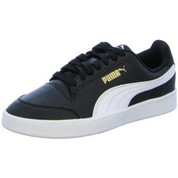 Puma Sneaker Low SHUFFLE JR - 375688 schwarz
