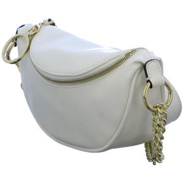 SEIDENFELT Taschen Damen weiß