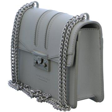 SEIDENFELT Taschen Damen grau