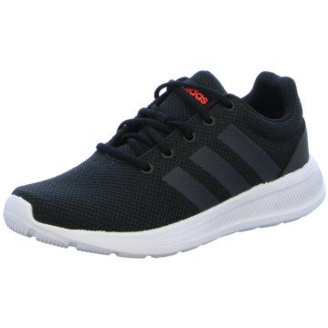 adidas Sneaker LowLite Racer schwarz