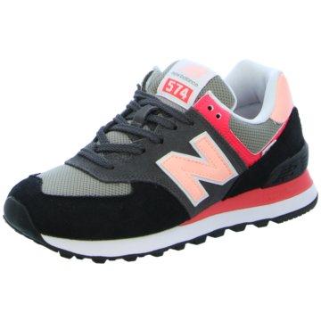 New Balance Sneaker LowWL574ST2 - WL574ST2 schwarz