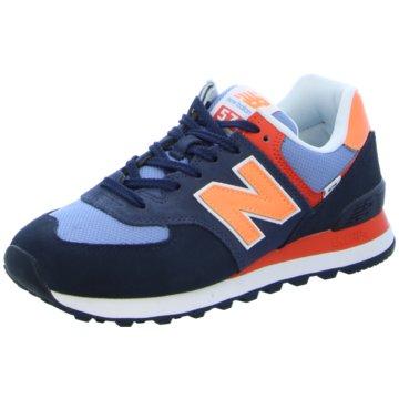 New Balance Sneaker LowWL574SY2 - WL574SY2 blau