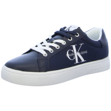 Calvin Klein Sneaker Low blau