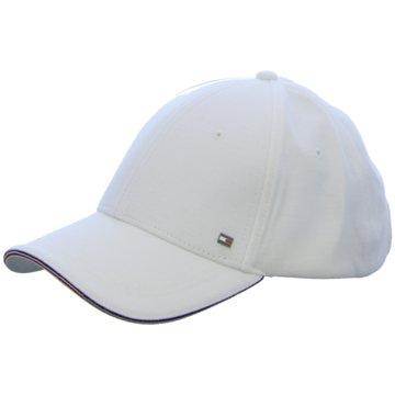 Tommy Hilfiger Hüte, Mützen & Caps weiß
