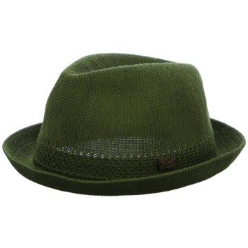 Chocolate Negro Hüte, Mützen & Caps grün