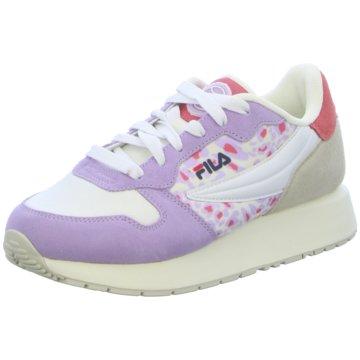 Fila Sneaker Low lila