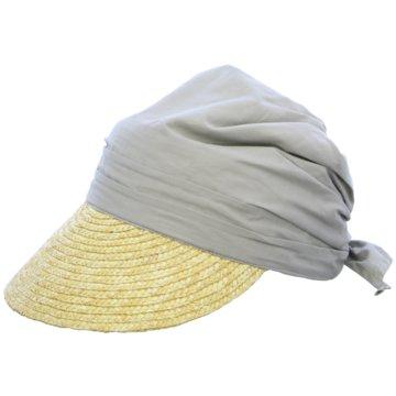 Seiden-Grohn Hüte, Mützen & Co. beige