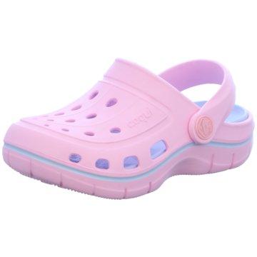 Coqui Clog rosa