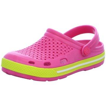 Coqui Clog pink