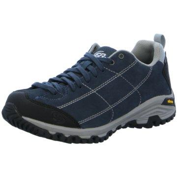 Brütting Outdoor Schuh blau
