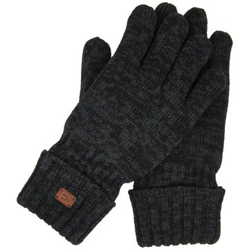 camel active Handschuhe schwarz