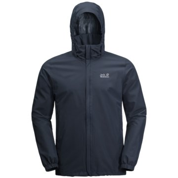 JACK WOLFSKIN FunktionsjackenSTORMY POINT JACKET M - 1111141-1010 blau