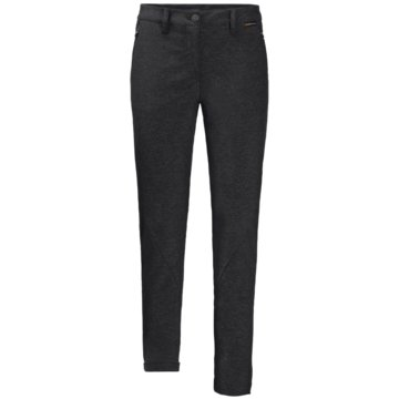 JACK WOLFSKIN OutdoorhosenWINTER TRAVEL PANTS WOMEN - 1505081-6000 schwarz