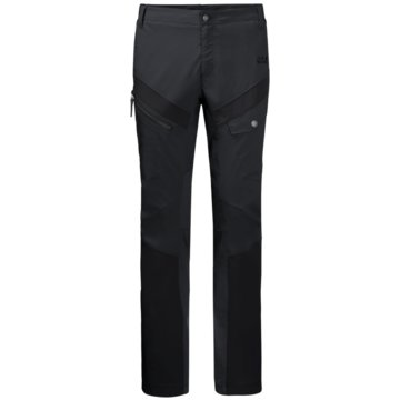 JACK WOLFSKIN OutdoorhosenDOVER ROAD CARGO PANTS M - 1506251-6350 grau