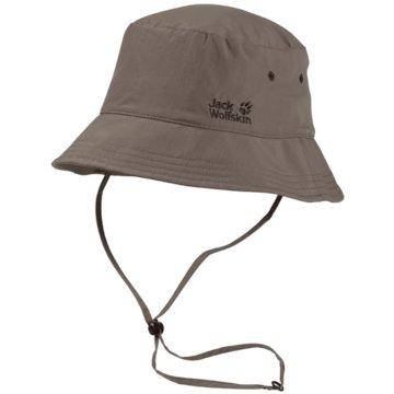 JACK WOLFSKIN HüteSUPPLEX SUN HAT - 1903391 braun