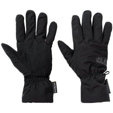 JACK WOLFSKIN FingerhandschuheSTORMLOCK HIGHLOFT GLOVE - 1904433-6000 schwarz