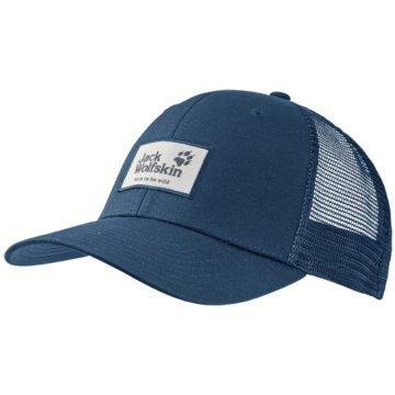 JACK WOLFSKIN CapsHERITAGE CAP - 1905621 blau