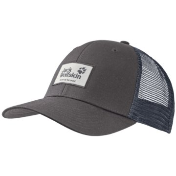 JACK WOLFSKIN CapsHERITAGE CAP - 1905621 grau