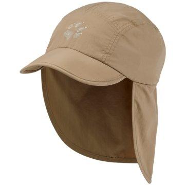 JACK WOLFSKIN CapsSUPPLEX CANYON CAP KIDS - 1905901 beige