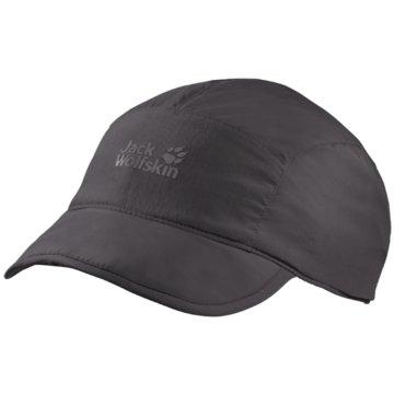 JACK WOLFSKIN CapsSUPPLEX ROAD TRIP CAP - 1906781 grau