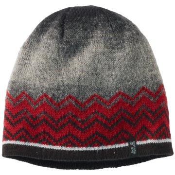 JACK WOLFSKIN MützenNORDIC SHADOW CAP - 1907221 rot