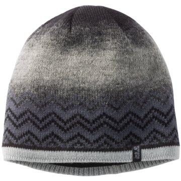 JACK WOLFSKIN MützenNORDIC SHADOW CAP - 1907221-6230 grau