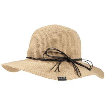 JACK WOLFSKIN HüteTRAVEL HAT WOMEN - 1908431 beige