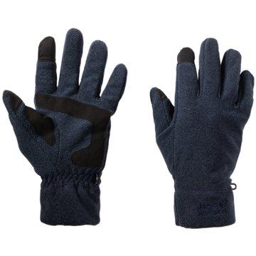 JACK WOLFSKIN FingerhandschuheSKYWIND GLOVE - 1908731-1010 blau