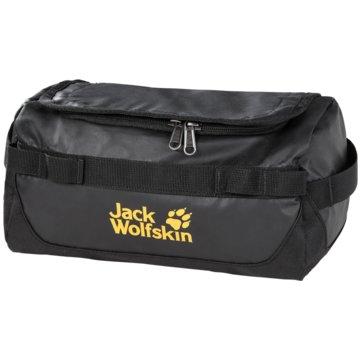 JACK WOLFSKIN KulturbeutelEXPEDITION WASH BAG - 8006861-6000 schwarz