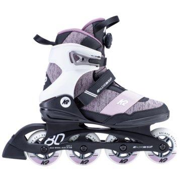K2 Inline SkatesALEXIS 80 BOA - 30E0774-1-1 weiß