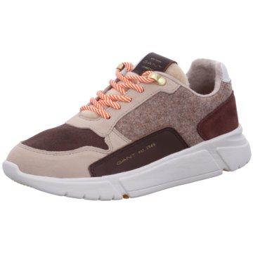 Gant Sneaker World braun