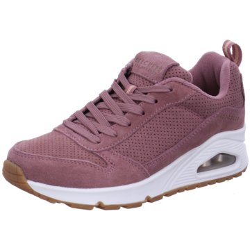 Skechers Top Trends Sneaker rot