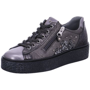 Nero Giardini Plateau Sneaker schwarz