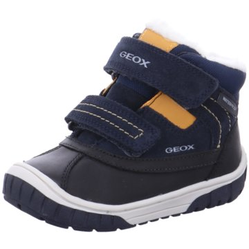 Geox Klettstiefel blau