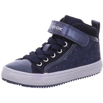 Geox Sneaker High blau