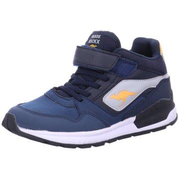 KangaROOS Sneaker High blau