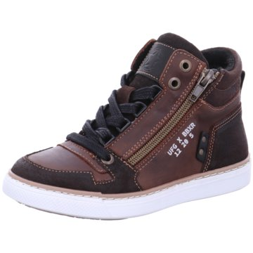 Kid boxer Sneaker High braun