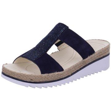 Gabor Komfort PantolettePantolette blau