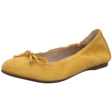 Gabor Klassischer Ballerina gelb