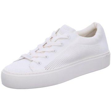 UGG Australia SneakerZilo Knit weiß